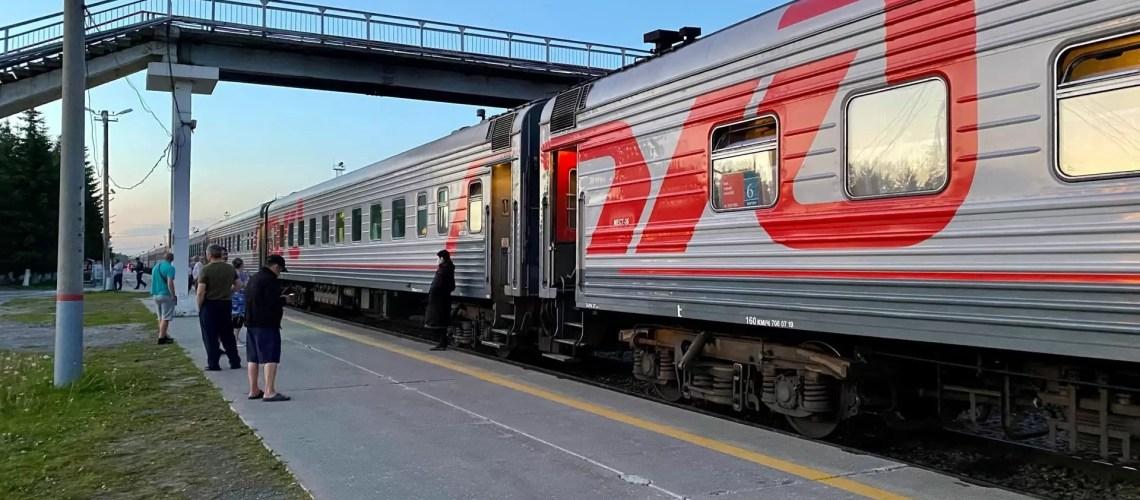 Югорчане смогут бесплатно путешествовать в поездах