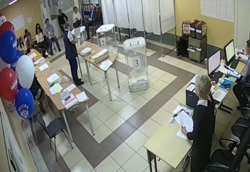 Избирательные участки в Югре возьмут под круглосуточное видеонаблюдение