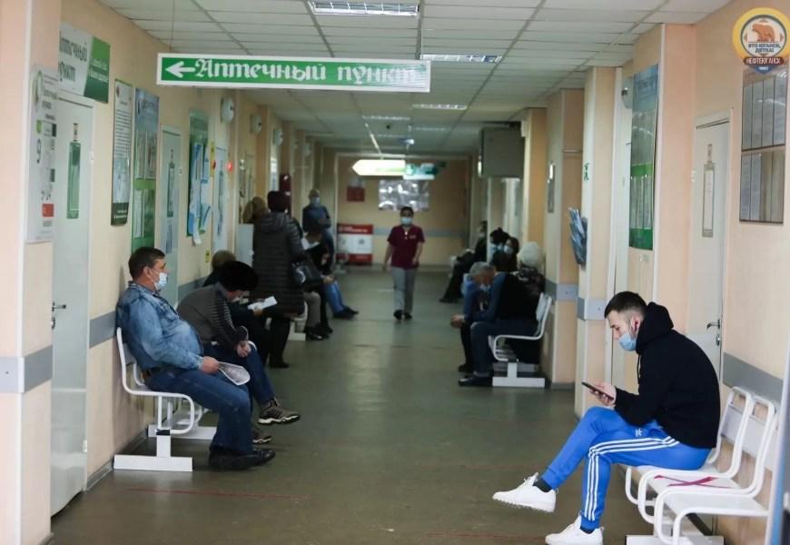 Заболеваемость ОРВИ среди взрослых в Югре в четыре раза выше эпидпорога