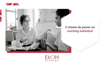 5 raisons de passer au coaching individuel