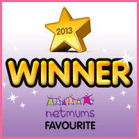 Netmums Party Awards Winners badge[1]