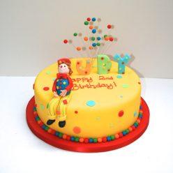Mr Tumble Cake