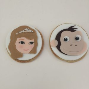 Princess Sofia Biscuits