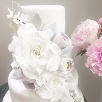 Wedding Sugar Flower Bouquet