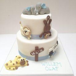 Animal Cake