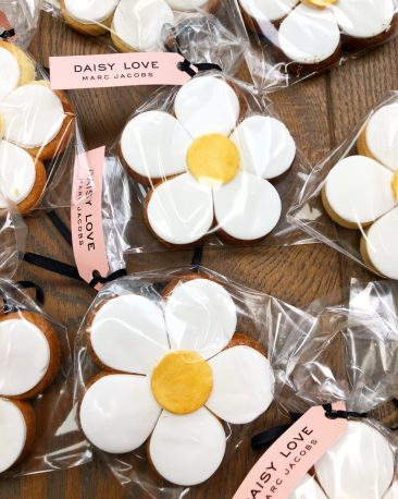 Marc Jacobs Daisy Cookies
