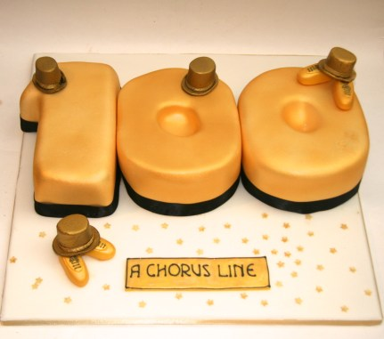 """For the Cast of West End Show """"A Chorus Line"""""""