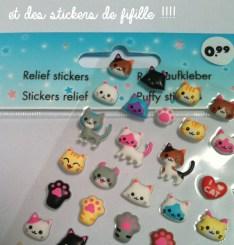 stickers cat