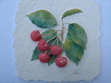 Cherry bunch
