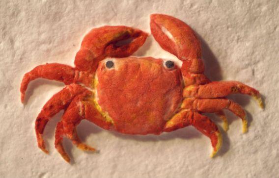 Crab-detail