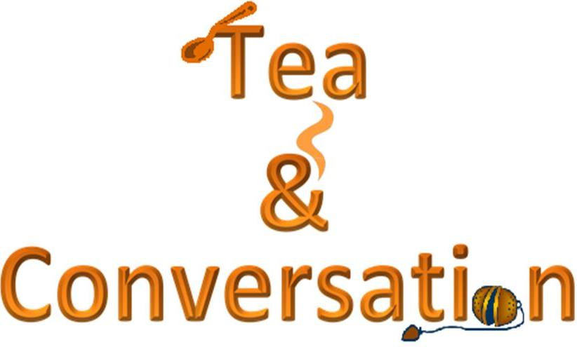 Image result for tea and conversation