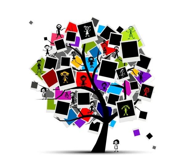 Как сделать генеалогическое дерево своими руками фото ...