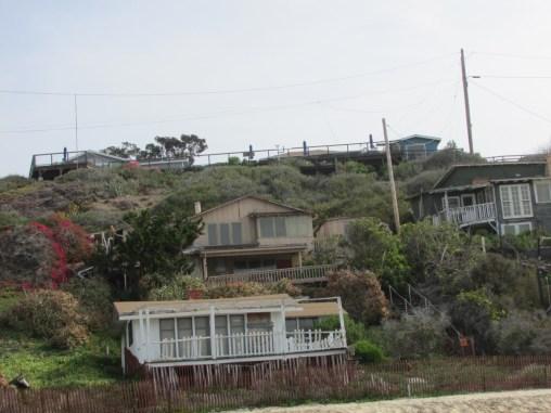 Broken down houses