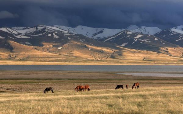 ET in Kyrgyzstan: the next big tour