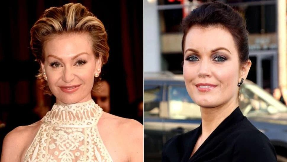 Scandal! Vegans Portia De Rossi And Bellamy Young Love