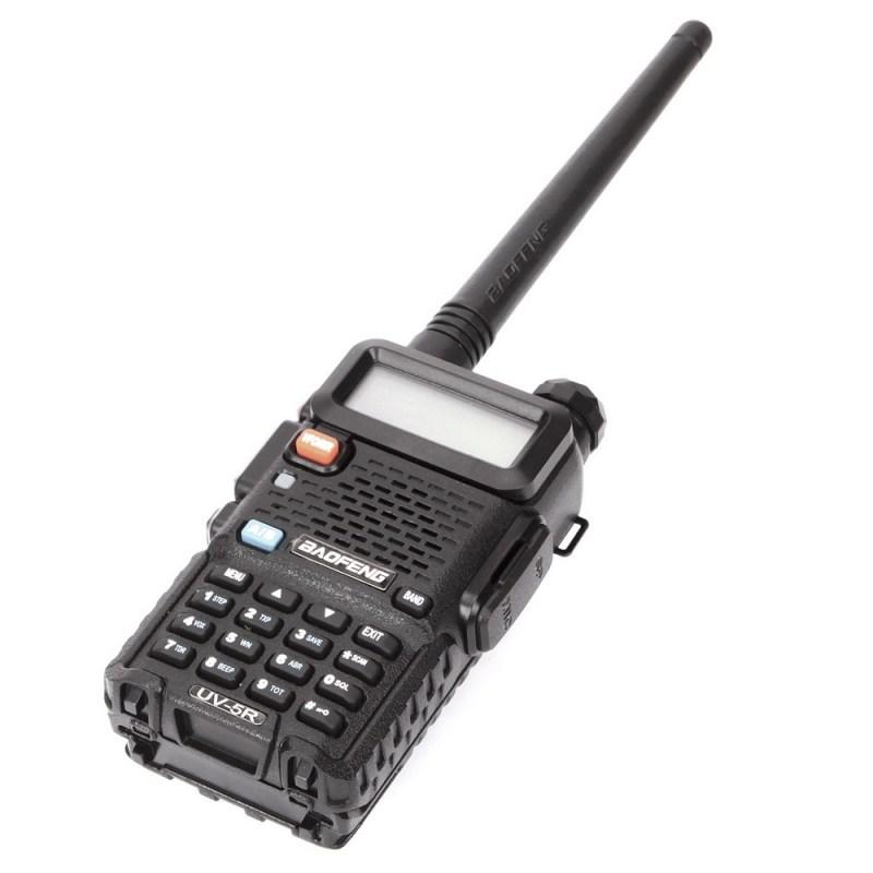 BAOFENG UV-5R VHF/UHF Dual Band Two Way Ham Radio Transceiver Walkie Talkie 14