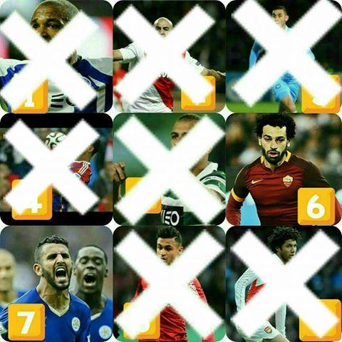 من هو اللاعب الاكثر شعبية على مستوى الوطن العربي ؟