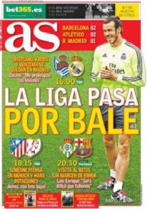صحف مدريد السبت 30-4-2016 الاس