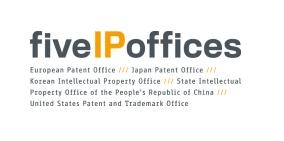 世界五大專利局(通稱IP5,即EPO、JPO、KIPO、SIPO及USPTO)