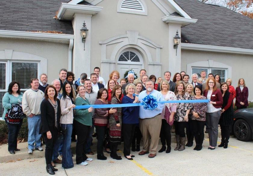 The James M. Barrie Center opening