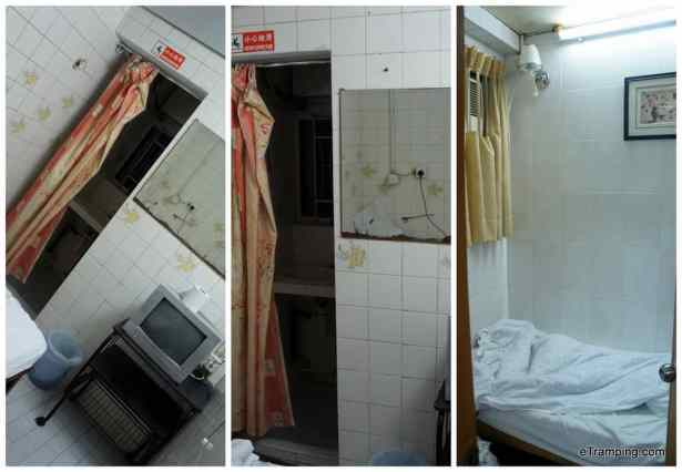 Rooms available in Chungking Mansions