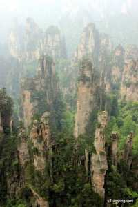 ZhangJiaJie club rocks