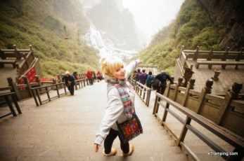 zhangjiajie mountains