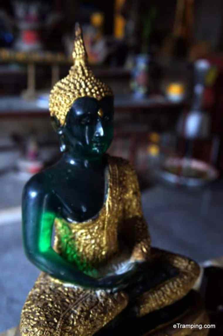 Buddhist Temple in Bangkok