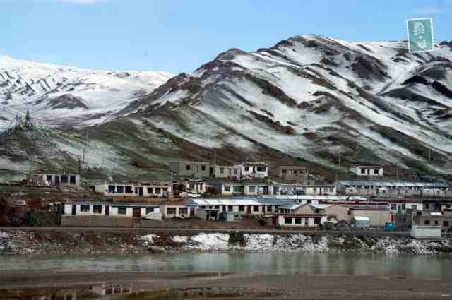 Chongqing- Lhasa train