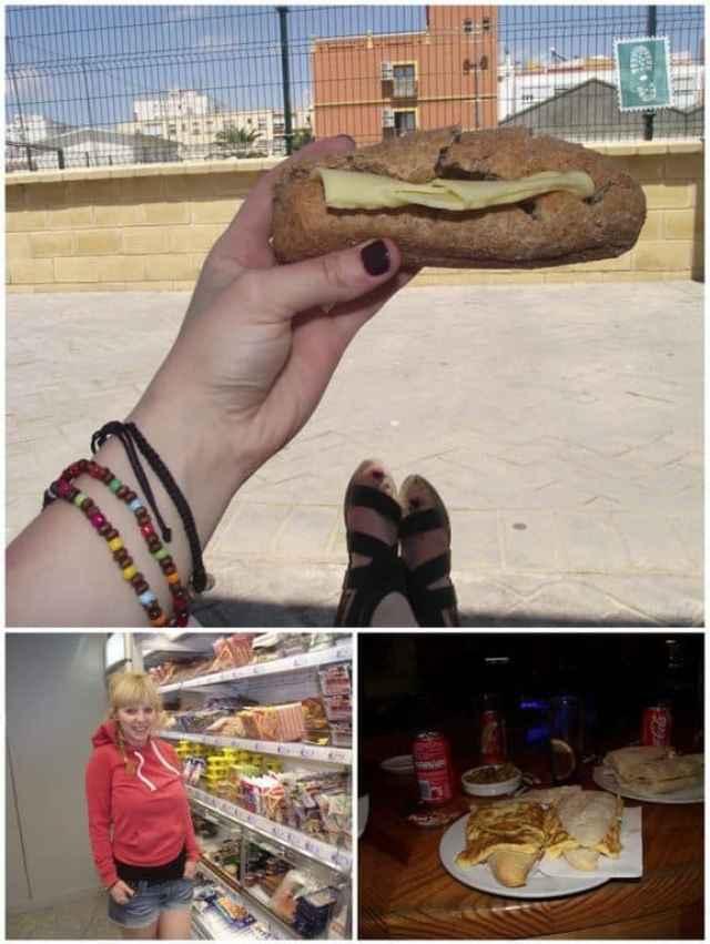 Food in Malaga