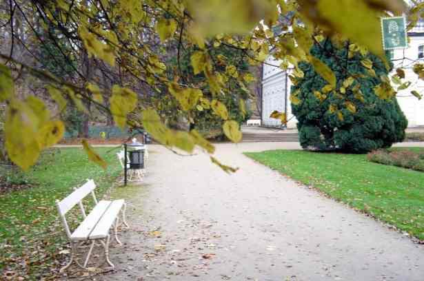 Łazienki Park
