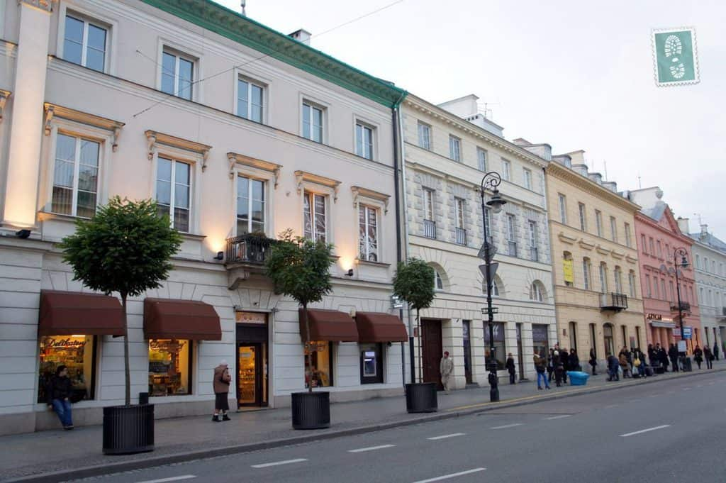 Warsaw City Centre
