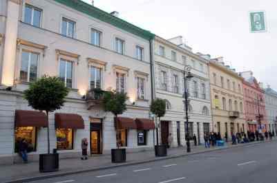 Warsaw City Centre