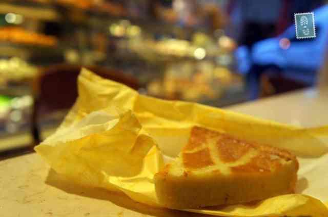 Dutch Boterkoek - Butter cake