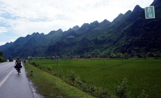 To była ciężka, długa, ale cudowna przeprawa rowerem przez Wietnam