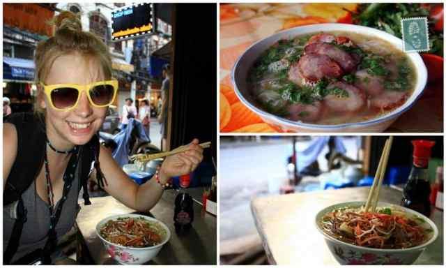 Vietnamese soups