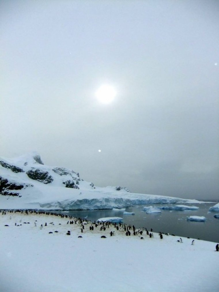 Antarctica - a land of extremes