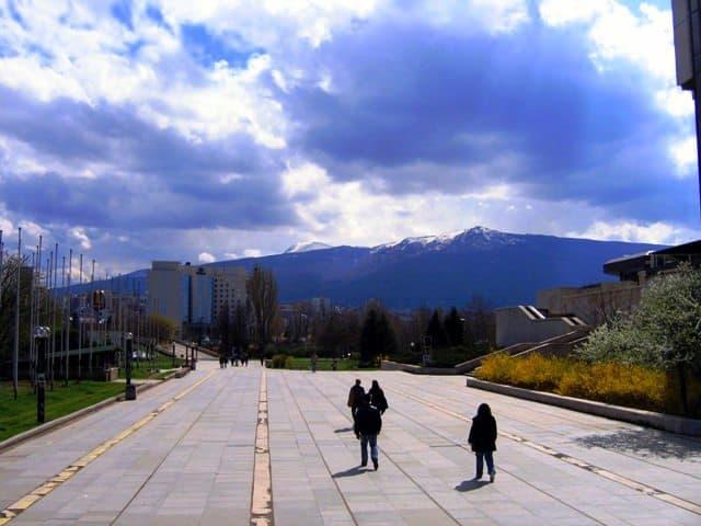 Mt Vitosha