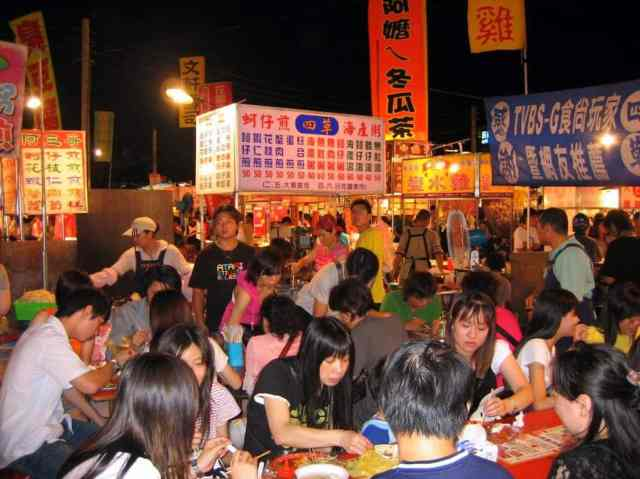 Asia should teach the rest of the world how to do night markets.