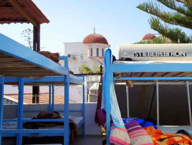 Budget hostel in Thessaloniki