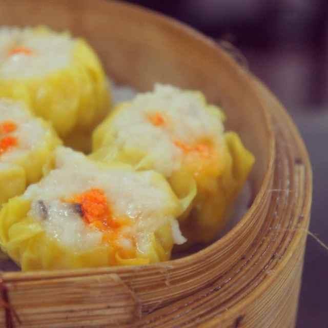 Shu Mai dish