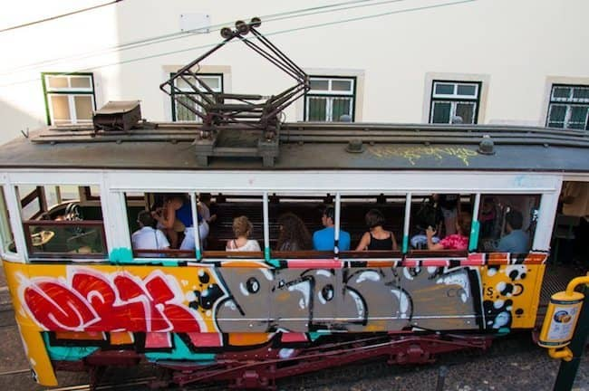 Pimped out Tram