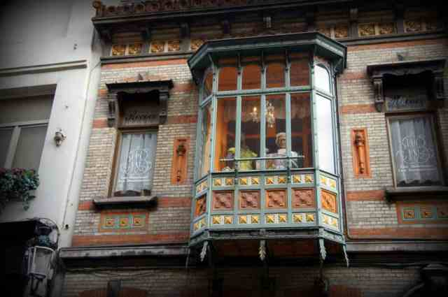 Bruges windows