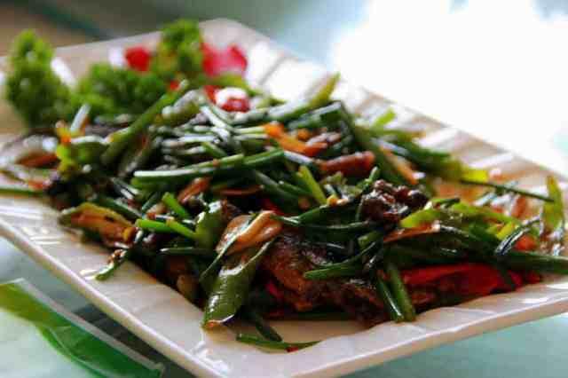 Snake meat in Guilin