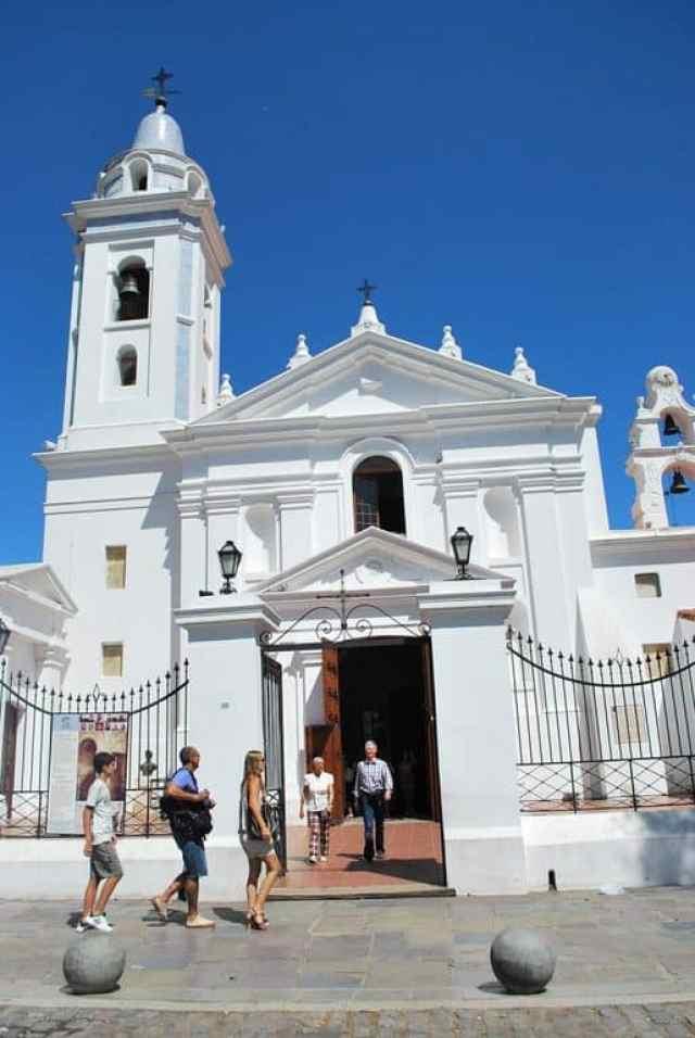 Church Nuestra Señora del Pilar