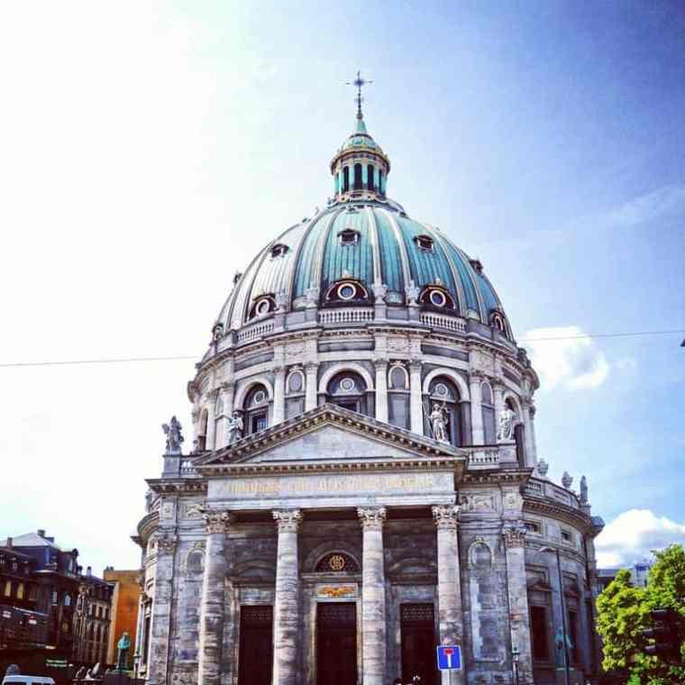 Frederik's Church), Copenhagen