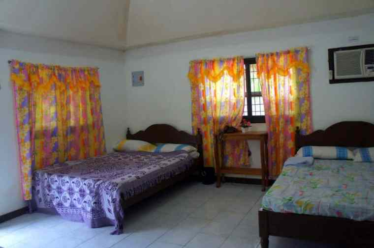 Our room in Pagudpud