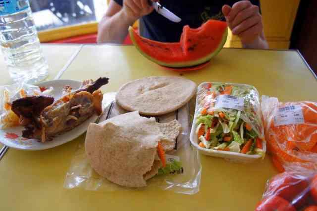 Lunch in Cebu