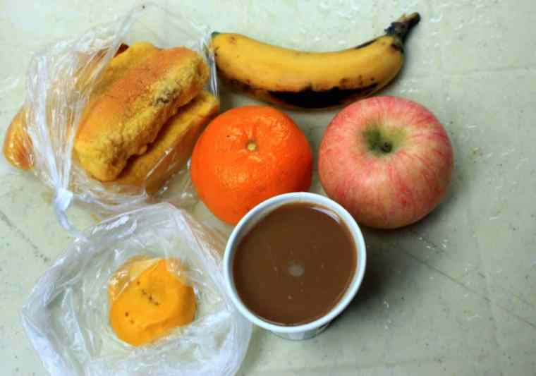 Breakfast in the Philippines