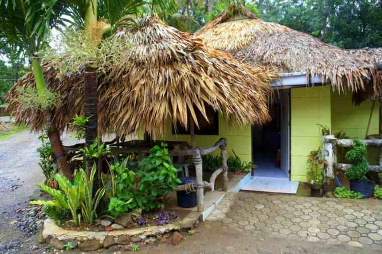 Wooden house in Pagudpud